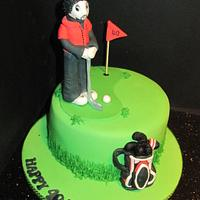 anyone for golf