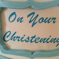 """Master Harrison's Christening"" by Ninetta O'Connor"