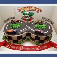 Hot Wheels Racetrack