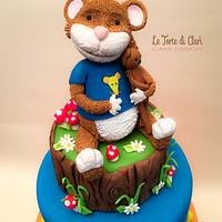 TIP the mouse cake ❤️