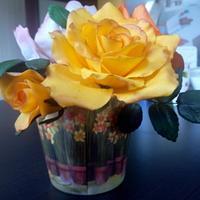 """""""Sugar roses"""""""