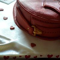 Vivienne Westwood Heart Bag by Lisa Nobles