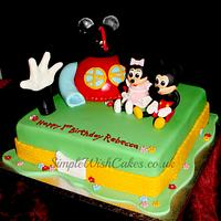 Mickey and Minni Clubhouse