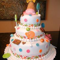 Happyland Cake