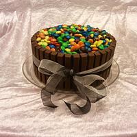 Barrel cake