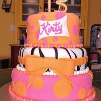 Big 13th Birthday Celebration by Cathy Gileza Schatz