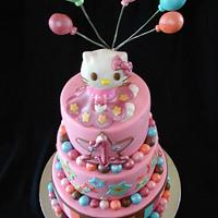Hello Kitty Kate by vpardo53
