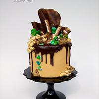 Cakescape - chocolate and salted caramel goodness!