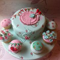 Chrissy's Cakes new Signature Cake  by Chrissy Faulds