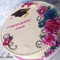 Floral graduation