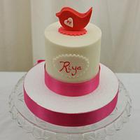Little Bird Smash Cake