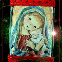 Ferrandiz Nativity Cookie