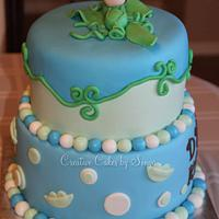 Sweet Pea Baby Shower by Sonya