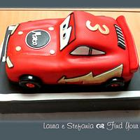 Cars for a baby birthday