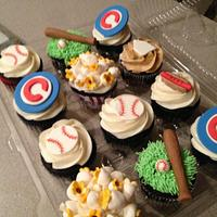 Chicago Cubcakes