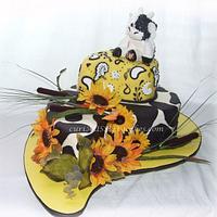 Webkinz memorial cake