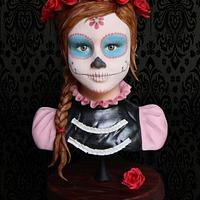 Catrina Junior - SUGAR SKULL Bakers collaboration