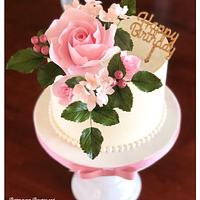 ~ Whimsical Rose Bouquet ~