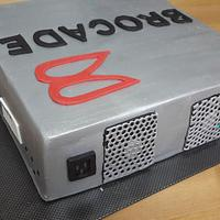 network switch cake