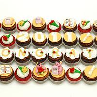 Graduation Cupcakes