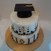 Kevin's Graduation by Goreti
