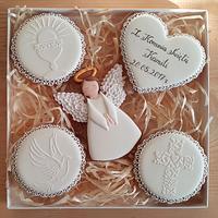 First Communion cookie set