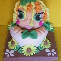 Ispiraction Spring Molly's Cake