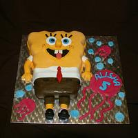 Spongebob Squarepants by Tiggy