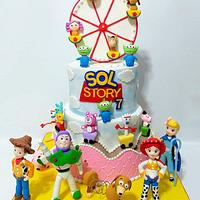 Toy Story for Sol