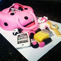 purse spill