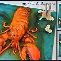 3D Lobster again!!