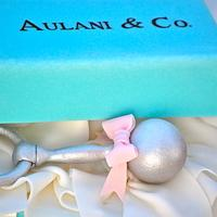 Tiffany Baby Shower by Lesley Wright