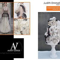 Avant Garde Next Generation black-white-orange fashioncake