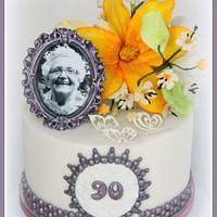 Grandma 90!!!
