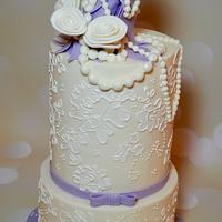 Audrey Hepburn Cake Collaboration