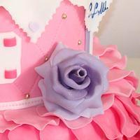 Torta elegante per ragazza by Le Torte di Mary