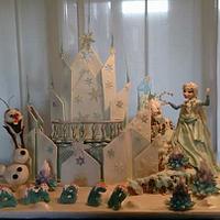 frozen for a nice little girl!!!