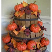 Autumn Baskets