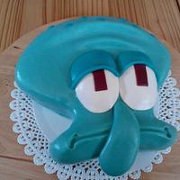 Spongebob's friend Sepia