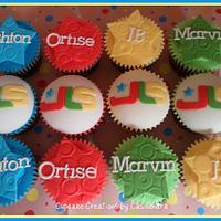 JLS Cupcake