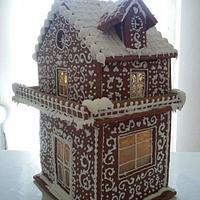 Gingerbred house