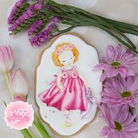 Girls of Spring Cookies 👧💐🌈