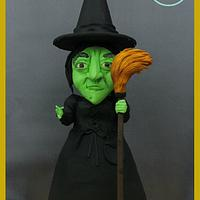 Wicked Witch of the West CPC Oz Collaboration