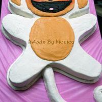 HoHo - Ni Hao Kai Lan Birthday Monkey by Sweets By Monica
