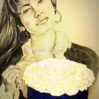 Remembering Selena by pattycakeperez