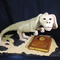 Falkor - The neverending Story - Best in Show - Kuchenmesse Wels Austria 2017