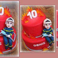 Young Fireman by Lenka