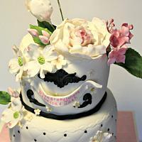 June Engagement Cake