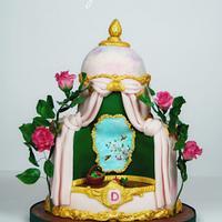 Theatre cake