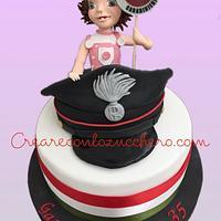 Carabinieri Cake